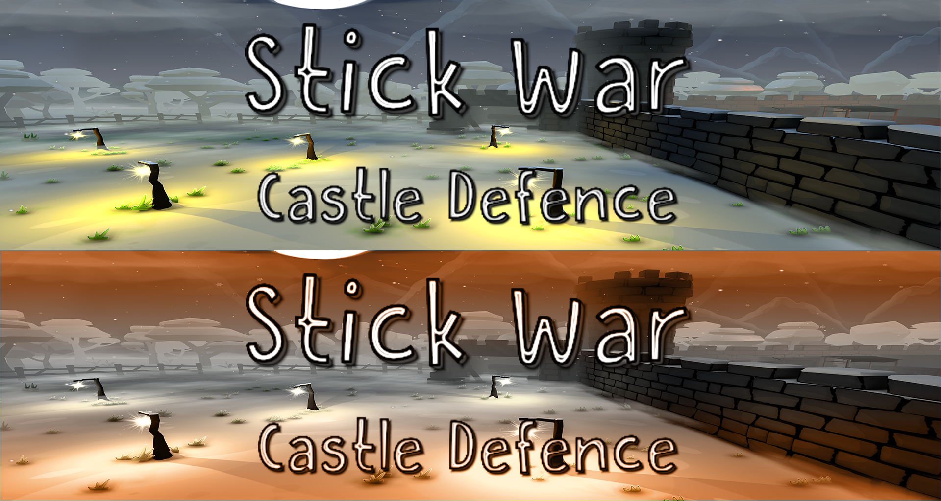 Stick War: Castle Defence